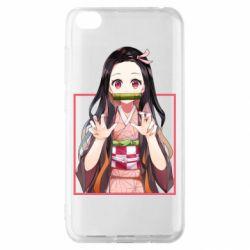 Чохол для Xiaomi Redmi Go Nezuko