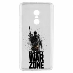 Чехол для Xiaomi Redmi Note 4 COD Warzone Splash