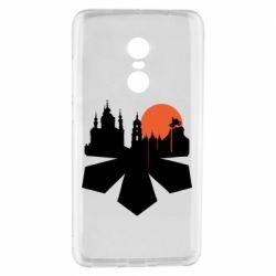 Чохол для Xiaomi Redmi Note 4 Kiev city of chestnuts