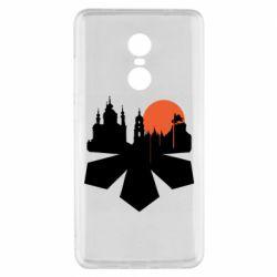 Чохол для Xiaomi Redmi Note 4x Kiev city of chestnuts