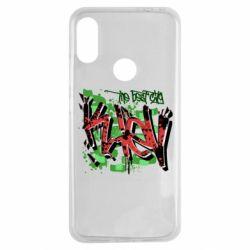 Чехол для Xiaomi Redmi Note 7 Kiev graffiti
