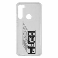 Чехол для Xiaomi Redmi Note 8 BEARTEXT
