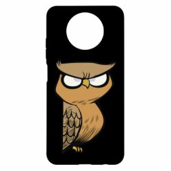 Чехол для Xiaomi Redmi Note 9 5G/Redmi Note 9T Angry owl