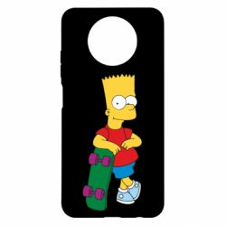 Чохол для Xiaomi Redmi Note 9 5G/Redmi Note 9T Bart Simpson