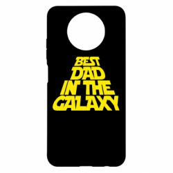 Чехол для Xiaomi Redmi Note 9 5G/Redmi Note 9T Best dad in the galaxy