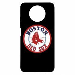 Чохол для Xiaomi Redmi Note 9 5G/Redmi Note 9T Boston Red Sox