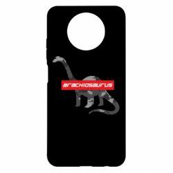 Чехол для Xiaomi Redmi Note 9 5G/Redmi Note 9T Brachiosaurus