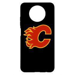 Чехол для Xiaomi Redmi Note 9 5G/Redmi Note 9T Calgary Flames