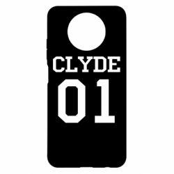 Чехол для Xiaomi Redmi Note 9 5G/Redmi Note 9T Clyde 01