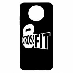 Чехол для Xiaomi Redmi Note 9 5G/Redmi Note 9T CrossFit  с гирей