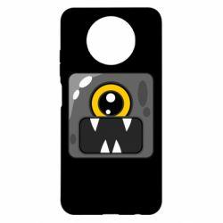 Чехол для Xiaomi Redmi Note 9 5G/Redmi Note 9T Cute black boss