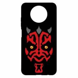 Чохол для Xiaomi Redmi Note 9 5G/Redmi Note 9T Darth Maul Face