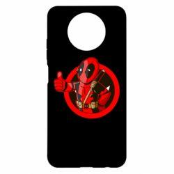 Чехол для Xiaomi Redmi Note 9 5G/Redmi Note 9T Deadpool Fallout Boy
