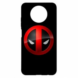 Чохол для Xiaomi Redmi Note 9 5G/Redmi Note 9T Deadpool Logo