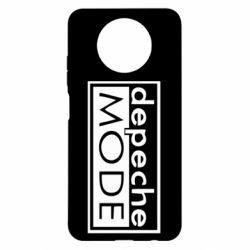 Чохол для Xiaomi Redmi Note 9 5G/Redmi Note 9T Depeche Mode Rock