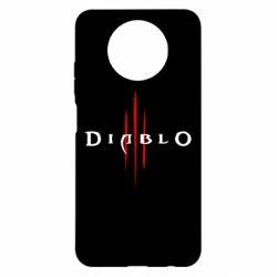 Чохол для Xiaomi Redmi Note 9 5G/Redmi Note 9T Diablo 3