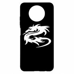 Чехол для Xiaomi Redmi Note 9 5G/Redmi Note 9T Дракон