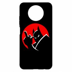 Чехол для Xiaomi Redmi Note 9 5G/Redmi Note 9T Fuck Batman