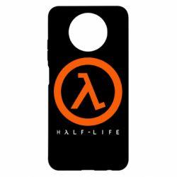 Чехол для Xiaomi Redmi Note 9 5G/Redmi Note 9T Half-life logotype