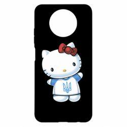 Чехол для Xiaomi Redmi Note 9 5G/Redmi Note 9T Hello Kitty UA