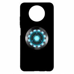 Чехол для Xiaomi Redmi Note 9 5G/Redmi Note 9T Iron Man Device