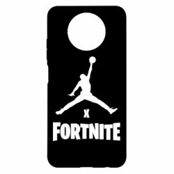 Чехол для Xiaomi Redmi Note 9 5G/Redmi Note 9T JORDAN FORTNITE