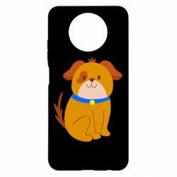 Чехол для Xiaomi Redmi Note 9 5G/Redmi Note 9T Little funny dog