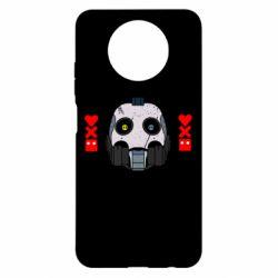 Чехол для Xiaomi Redmi Note 9 5G/Redmi Note 9T Love death and robots