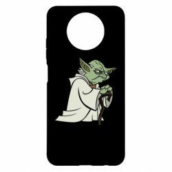Чохол для Xiaomi Redmi Note 9 5G/Redmi Note 9T Master Yoda