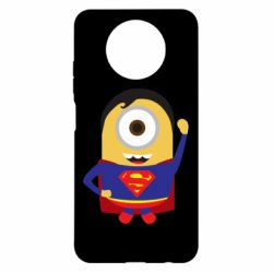 Чохол для Xiaomi Redmi Note 9 5G/Redmi Note 9T Minion Superman