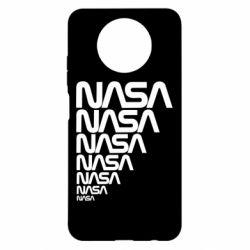 Чехол для Xiaomi Redmi Note 9 5G/Redmi Note 9T NASA