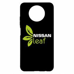 Чехол для Xiaomi Redmi Note 9 5G/Redmi Note 9T Nissa Leaf