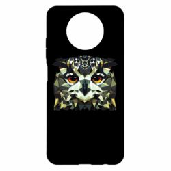 Чехол для Xiaomi Redmi Note 9 5G/Redmi Note 9T Owl Vector