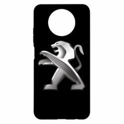 Чохол для Xiaomi Redmi Note 9 5G/Redmi Note 9T Peugeot Logo