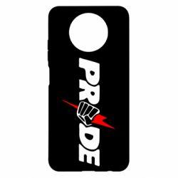 Чохол для Xiaomi Redmi Note 9 5G/Redmi Note 9T Pride