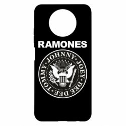 Чохол для Xiaomi Redmi Note 9 5G/Redmi Note 9T Ramones