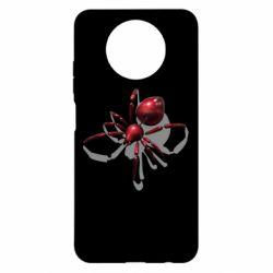 Чохол для Xiaomi Redmi Note 9 5G/Redmi Note 9T Red spider