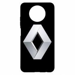Чохол для Xiaomi Redmi Note 9 5G/Redmi Note 9T Renault Logo