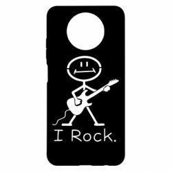 Чохол для Xiaomi Redmi Note 9 5G/Redmi Note 9T З гітарою