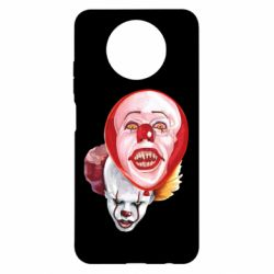 Чохол для Xiaomi Redmi Note 9 5G/Redmi Note 9T Scary Clown
