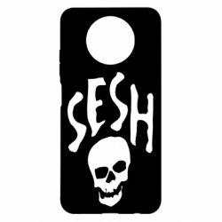 Чехол для Xiaomi Redmi Note 9 5G/Redmi Note 9T Sesh skull