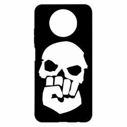 Чехол для Xiaomi Redmi Note 9 5G/Redmi Note 9T Skull and Fist