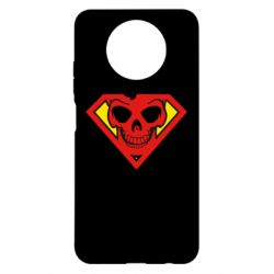 Чехол для Xiaomi Redmi Note 9 5G/Redmi Note 9T Superman Skull