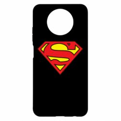 Чехол для Xiaomi Redmi Note 9 5G/Redmi Note 9T Superman Symbol