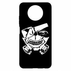 Чехол для Xiaomi Redmi Note 9 5G/Redmi Note 9T Tokyo Ghoul mask