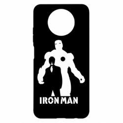 Чехол для Xiaomi Redmi Note 9 5G/Redmi Note 9T Tony iron man