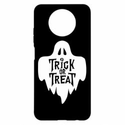 Чехол для Xiaomi Redmi Note 9 5G/Redmi Note 9T Trick or Treat