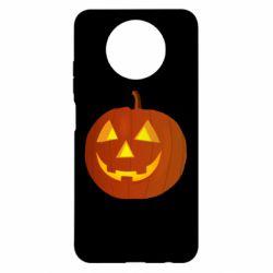 Чохол для Xiaomi Redmi Note 9 5G/Redmi Note 9T Тыква Halloween