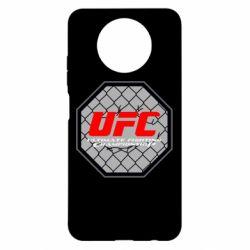 Чехол для Xiaomi Redmi Note 9 5G/Redmi Note 9T UFC Cage