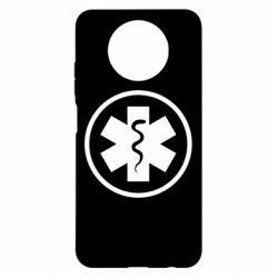 Чехол для Xiaomi Redmi Note 9 5G/Redmi Note 9T Warface: medic